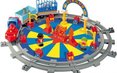 Le train du cirque