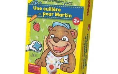 Une cuillère pour Martin