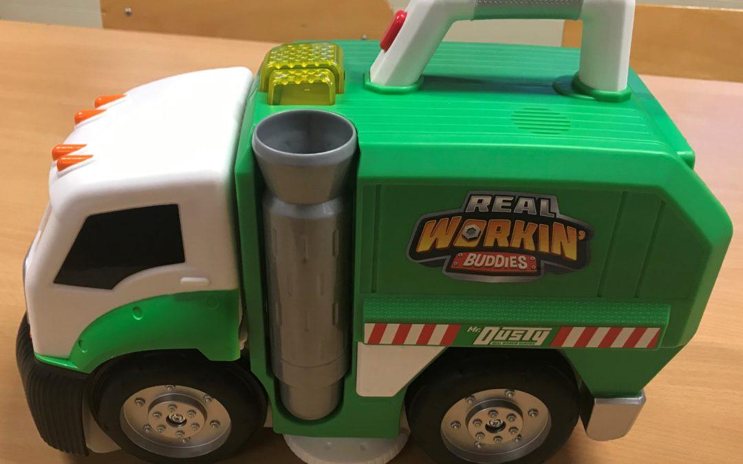 Camion poubelle M. Dusty