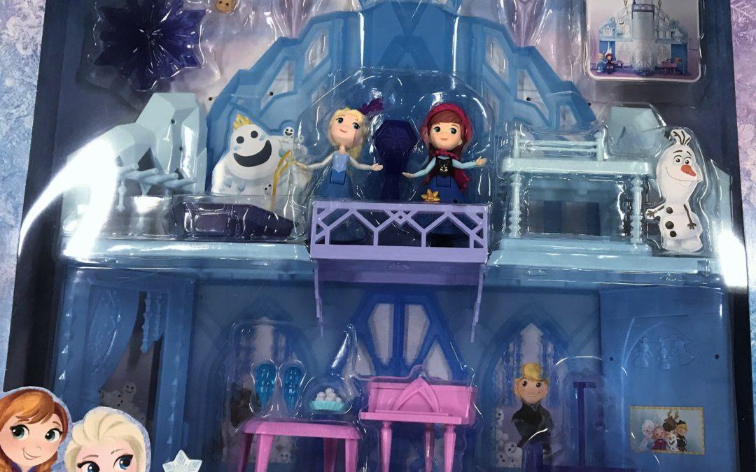 Palais de glace d'Elsa