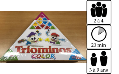 Triominos color