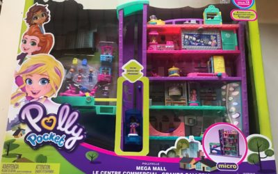 Polly Pocket, le centre commercial