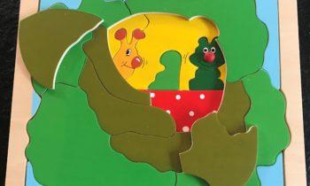 Puzzle salade