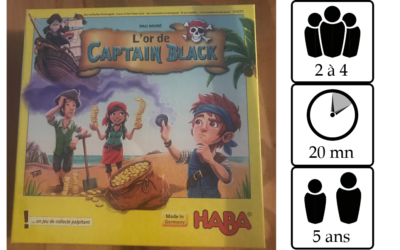 L'or du Captain Black