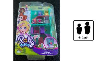La salle de jeux Polly Pocket